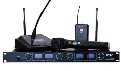 MG8680[一拖四无线话筒]